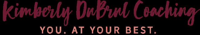 Kimberly DuBrul Coaching logo