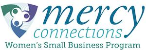 Mercy Connections Women's Small Business Program Logo